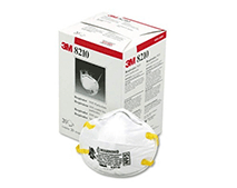 Companies Jit Of 3m N95 Group Respirator - Mask 8210